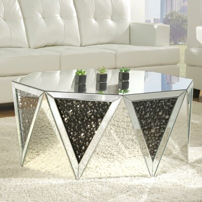 Blakes Mirrored Coffee Table