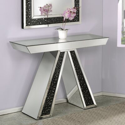Blakes Mirrored Console Table