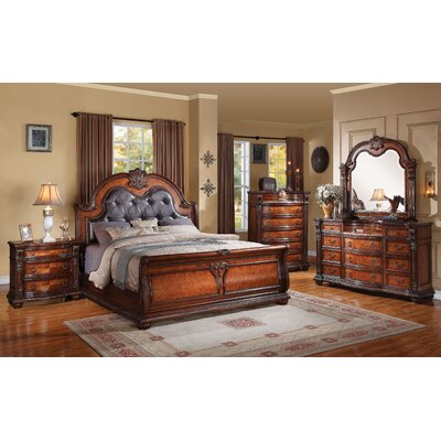 Mccullers Queen Upholstered Bed