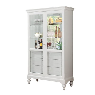 Ardsley Lighted Curio Cabinet