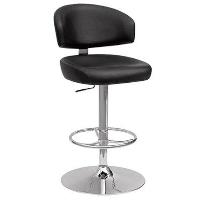 Ingle Adjustable Height Bar Stool