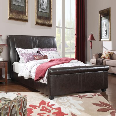 Callanan Queen Upholstered Sleigh Bed