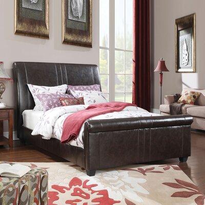 Callanan Queen Upholstered Sleigh Bed