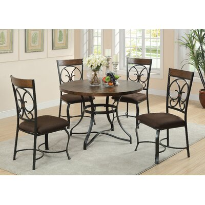 Wethington 5 Piece Dining Set