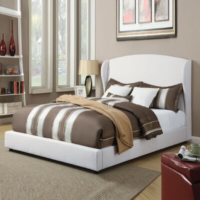 Ensuncho Upholstered Panel Bed Size: King