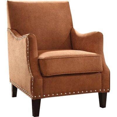 Sinai Armchair Upholstery: Orange