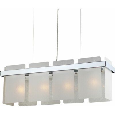 Kamena 4-Light Kitchen Island Pendant