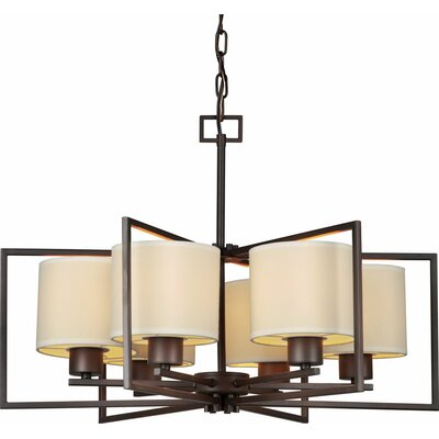 Mcphee 6-Light Foyer Pendant