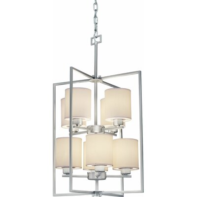 Carle 8-Light Foyer Pendant