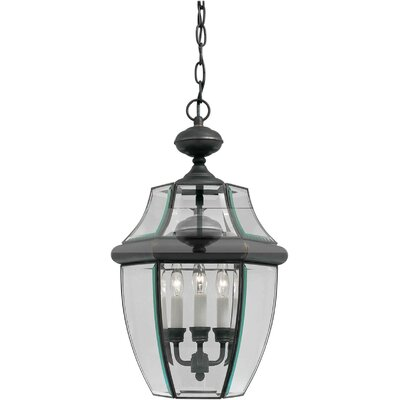 Tovey 3-Light Hanging Lantern