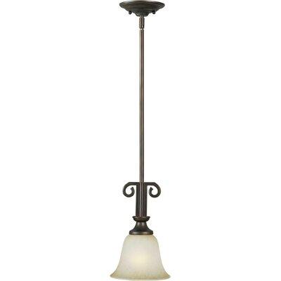 Cordia 1-Light Mini Pendant
