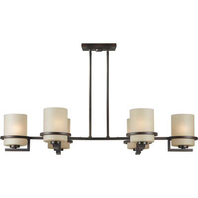 Vanzandt 6-Light Kitchen Island Pendant