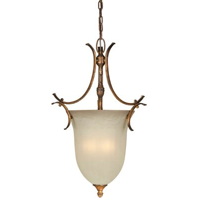 Bluefield 3-Light Pendant