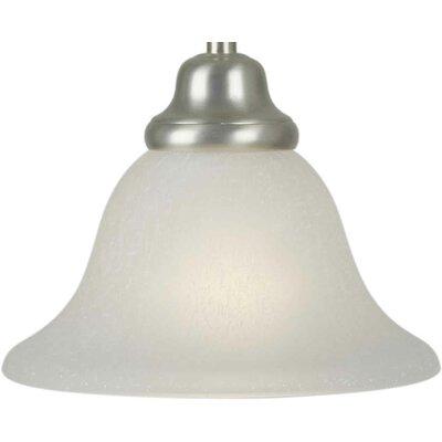 7.5 Glass Bowl Pendant Shade Shade: White Linen