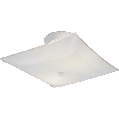 Villalpando 2-Light Semi Flush Mount