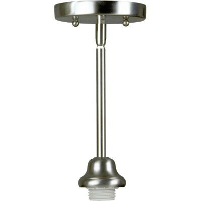 Vidales 1-Light Mini Pendant Finish: Brushed Nickel