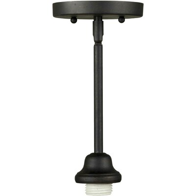 1-Light Mini Pendant Finish: Black Cherry