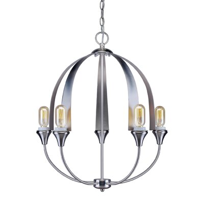 Tanner 5-Light Chandelier