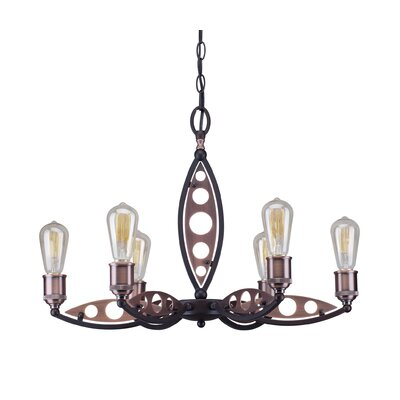 Glover 6-Light Chandelier