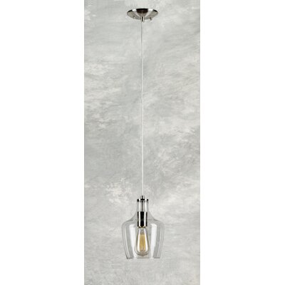 Ballarat Cord-Hung 1-Light Mini Pendant