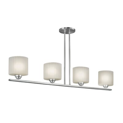 Stapleford 4-Light Kitchen Island Pendant