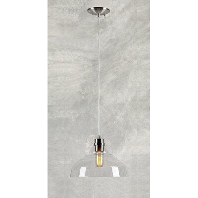 Ballarat Cord-Hung 1-Light Mini Pendant