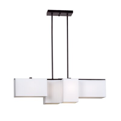 Aaliyah 4-Light Kitchen Island Pendant