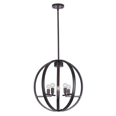 Jaiden 5-Light Globe Chandelier