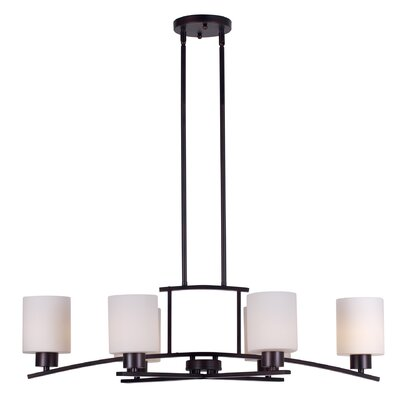 Buie 6-Light Shaded Chandelier
