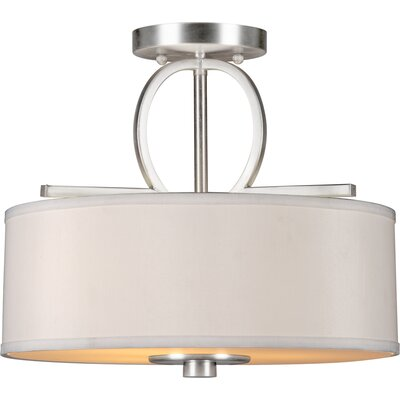 Bradninch 3-Light Semi-Flush Mount