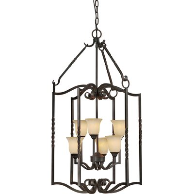Lynbrook 6-Light Foyer Pendant