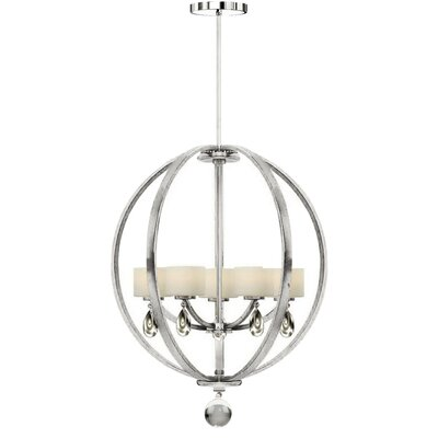Piccadilly 5-Light Globe Pendant