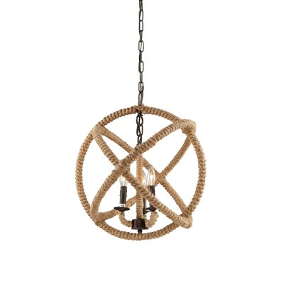 Farmington 4-Light Globe Pendant