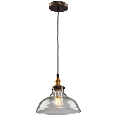 Farheen 1-Light Mini Pendant