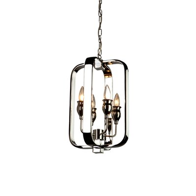 Costantino 4-Light Foyer Pendant