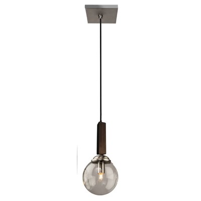 Espresso 1-Light Mini Pendant