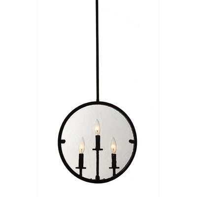 Harbor Point 3-Light Pendant Finish: Oil Rubbed Bronze