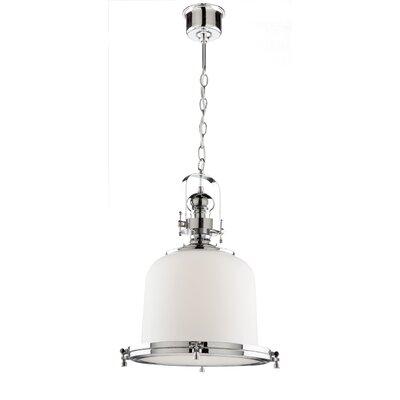 Victoriaville 1-Light Mini Pendant Size: 20 H x 14.5 W