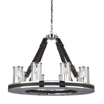 Westchester 8-Light Candle-Style Chandelier