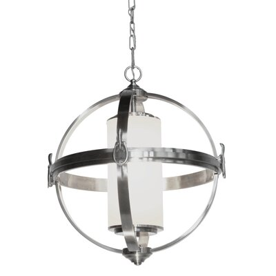 Thornley 4-Light Globe Pendant Size: 23 H x 20 W x 20 D
