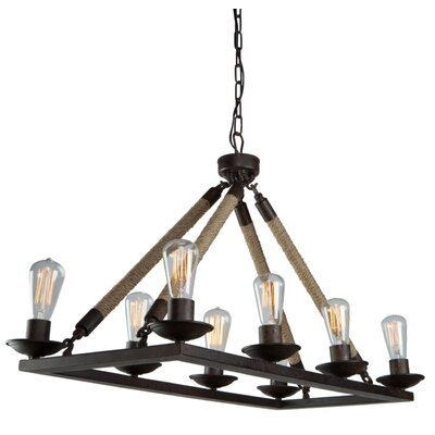 Farmington 8-Light Pendant