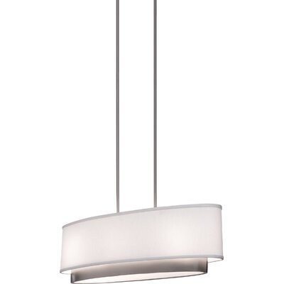 Dreanda 3-Light Kitchen Island Pendant