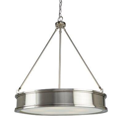 Eastwick 5-Light Drum Pendant
