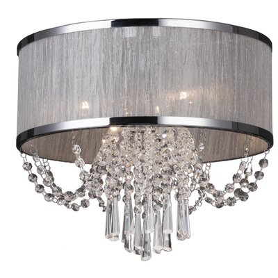 Valenzia 4-Light Flush Mount