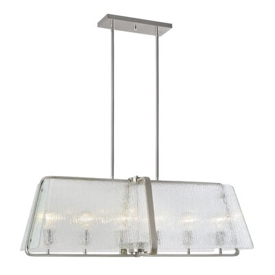 Jacki 6-Light Kitchen Island Pendant