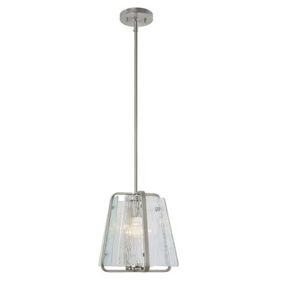 Jacki 1-Light Mini Pendant