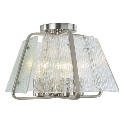 Jacki 4-Light Flush Mount