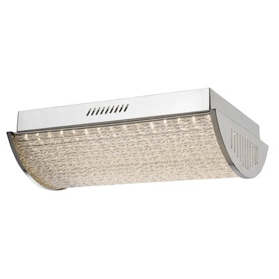 Maija 1-Light Flush Mount