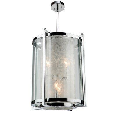 Crotts 4-Light Foyer Pendant