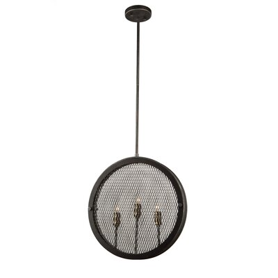 Evn 3-Light Pendant